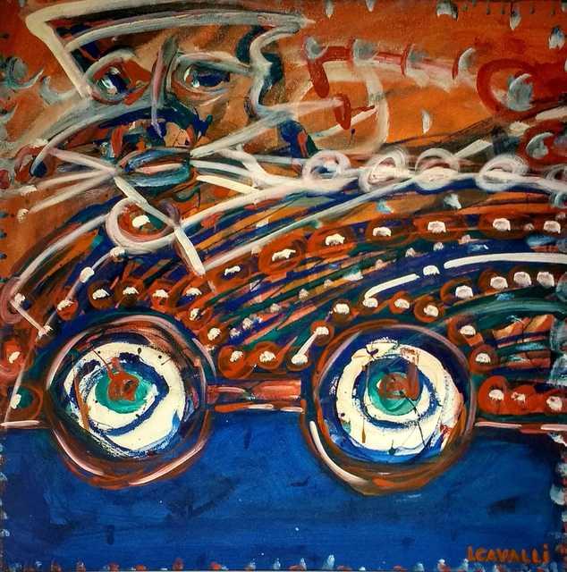 , 'Carrinho,' , Inn Gallery