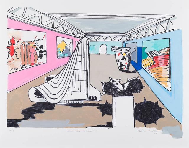 , 'Summer Show 1,' 2017, Candida Stevens Gallery