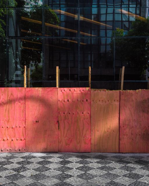 , 'Sem título #26 - da série Mitigação sem impacto (Convite à pintura) [Untitled #26 - from the series Mitigation without impact (Invitation to painting) ,' 2013, Portas Vilaseca Galeria