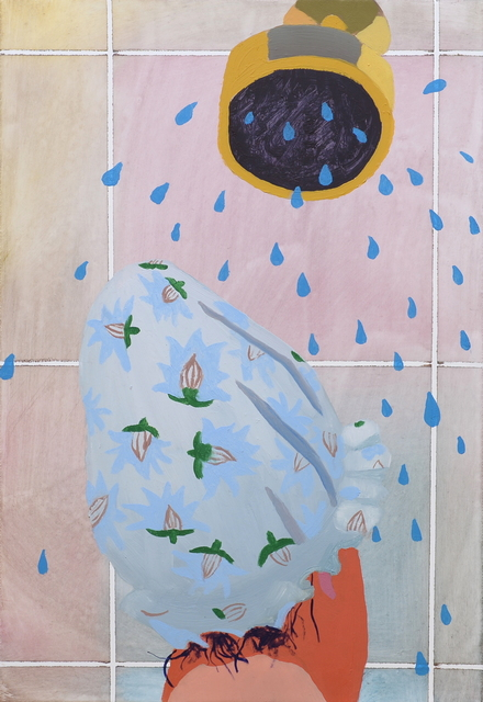 , 'I Who Am Neptune, Shall Rain Whenever I Please,' 2016, Kruger Gallery