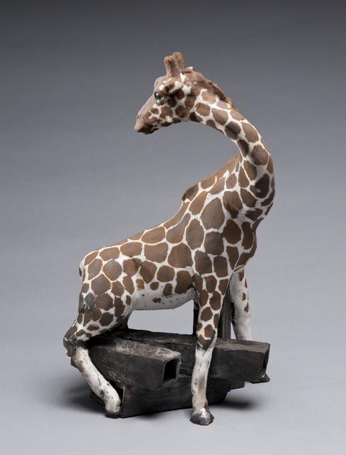 , 'Grevy's Giraffe ,' 2016, Lacoste Gallery