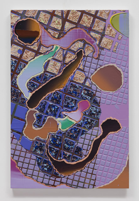 , 'Automatic Mojo,' 2016, Luis De Jesus Los Angeles