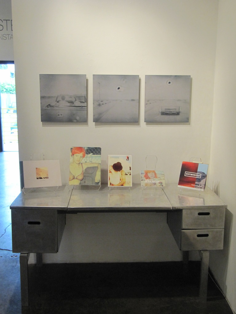 Instant Dreams, Frank Picture Gallery, Bergamot Station, Santa Monica (S), 2010