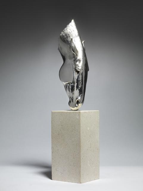 , 'Still Water, silver,' 2019, Sladmore Contemporary