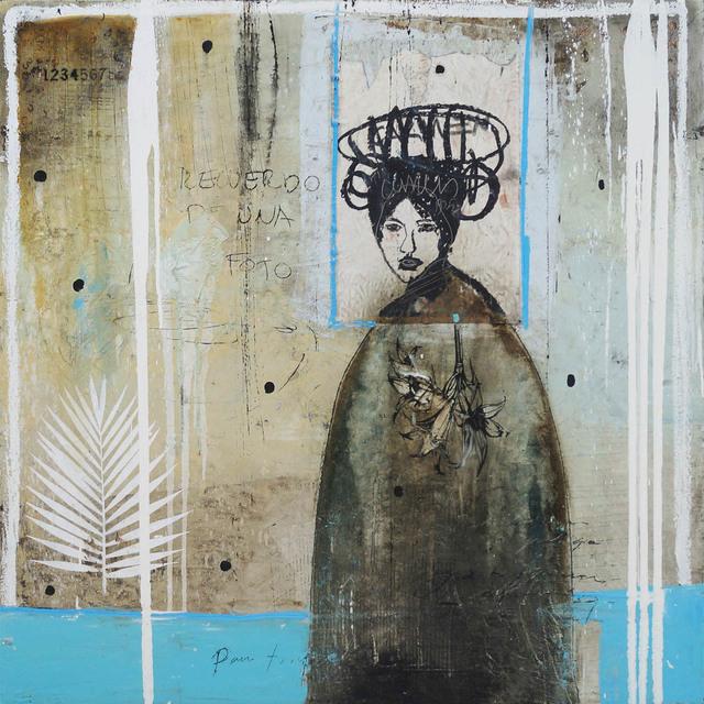 , 'Recuerdo de una foto,' 2017, Lux Perpetua Art Centre