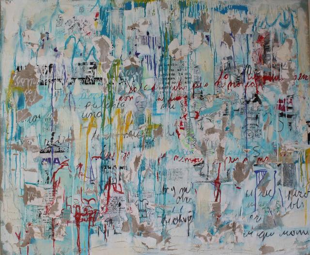 , 'Fragmented memories (Recuerdos fragmentados),' 2017, Galeria Otros 360º