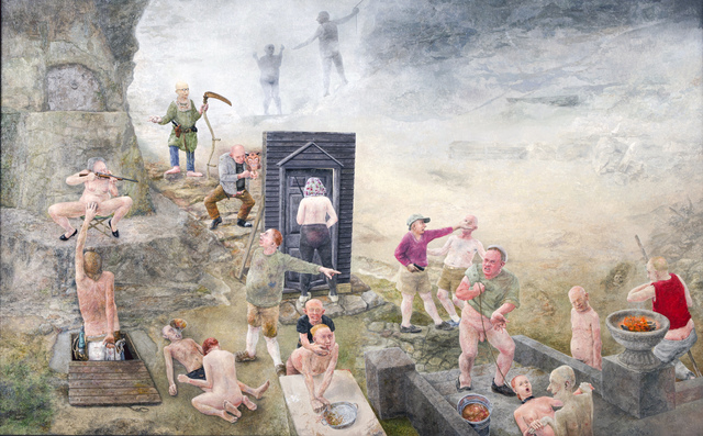 , 'Sighting In,' 2005, Hieronymus