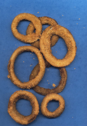 Untitled (Onion Rings)