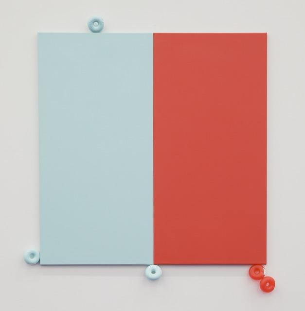 , 'Nameless Entity 5: Bad (monochrome) Painting,' 2012, Casey Kaplan