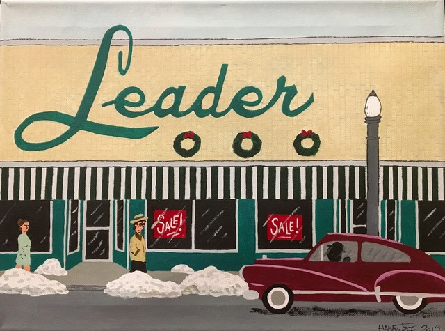 , 'Main St, Cambridge, MN,' 2019, Clyde Hogan Fine Art