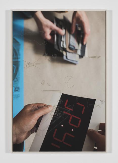 , 'Yet to be titled,' 2017, Dvir Gallery