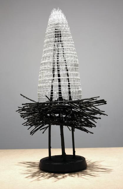 Eva Ennist, 'Nesting Lotus #3', 2010, Gagné Contemporary