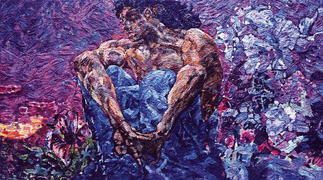 , 'Demon, after M. Vrubel,' 2007, Gary Tatintsian Gallery