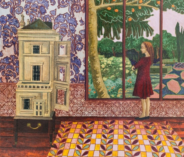 , 'Ornamental Gardens,' 2018, Long & Ryle