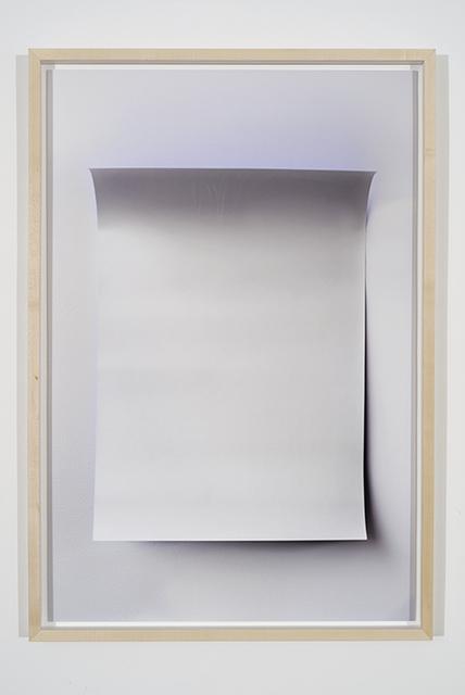 , 'Indice-IV,' 2015, Galerie Simon Blais