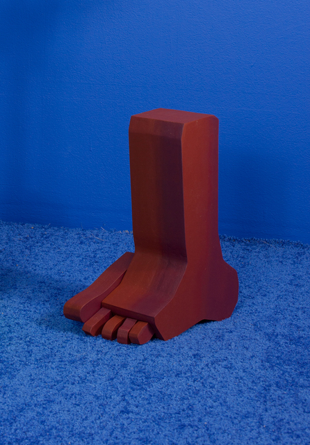 , 'Untitled (Foot),' 2017, VICTORI+MO CONTEMPORARY
