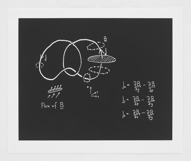 , 'Ampère's Law,' 2014, Bernard Jacobson Gallery