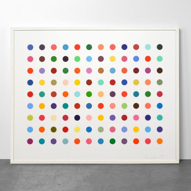 Damien Hirst, 'Damien Hirst, Ellipticine', 2007, Oliver Cole Gallery