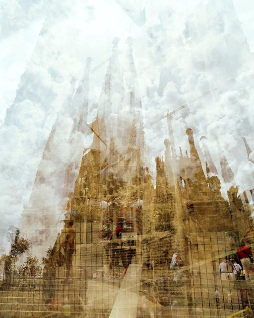 , 'La Sagrada Familia, Barcelona,' 2006, KLOMPCHING GALLERY