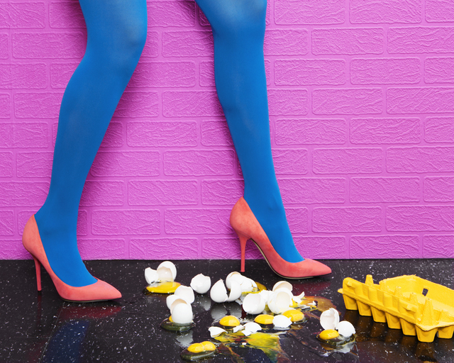 , 'Scrambled,' 2014, De Soto Gallery