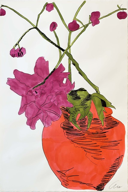 Andy Warhol, 'Flowers (Hand-Colored) II.119', 1974, Hamilton-Selway Fine Art