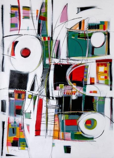 , 'Swing #3,' 2018, 440 Gallery