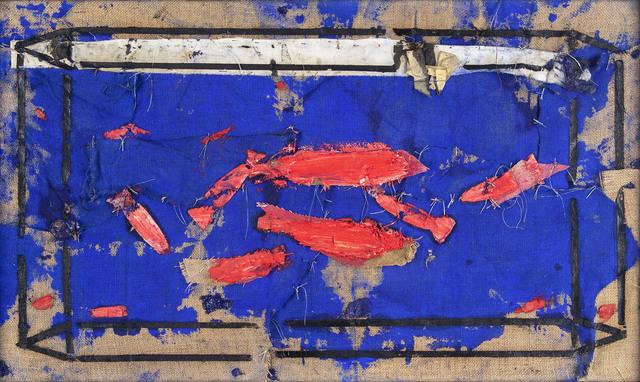, 'Pecera ,' 2006, Galería La Cometa