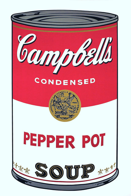 Andy Warhol, 'Campbell's Soup: Pepper Pot (FS II.51)', 1968, Revolver Gallery