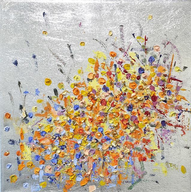 , 'Inner Flames,' 2016, Madelyn Jordon Fine Art