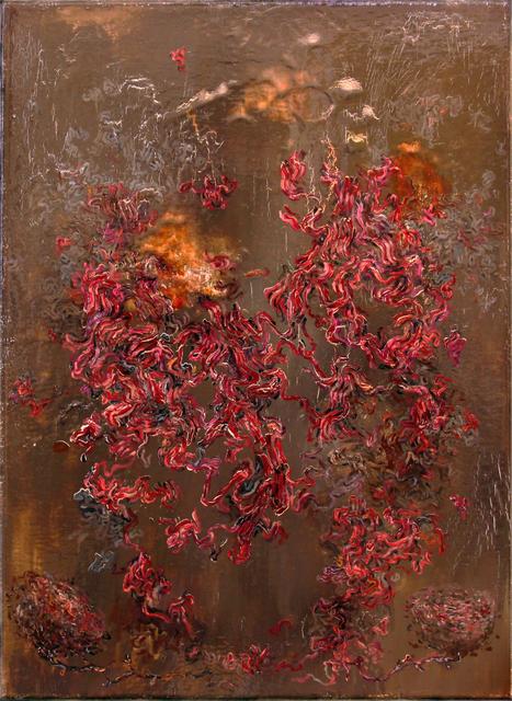 , 'Portrait As Minced Meet I,' 2016, Gallery Nosco