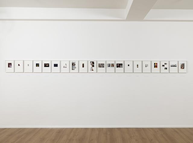 , 'Bilder von der Strasse,' 1982-2012, P420