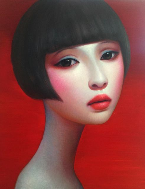 Zhang Xiang Min, 'The Verge of Delicacy', Ode to Art