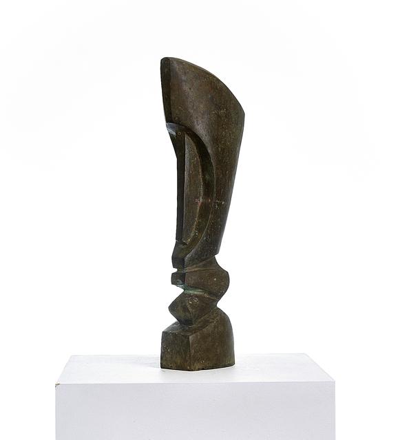 , 'Head,' 1981, TAFETA