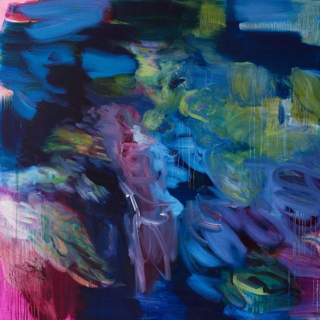 , 'Untitled (phalo--iragazine-magenta),' 2017, Cadogan Contemporary