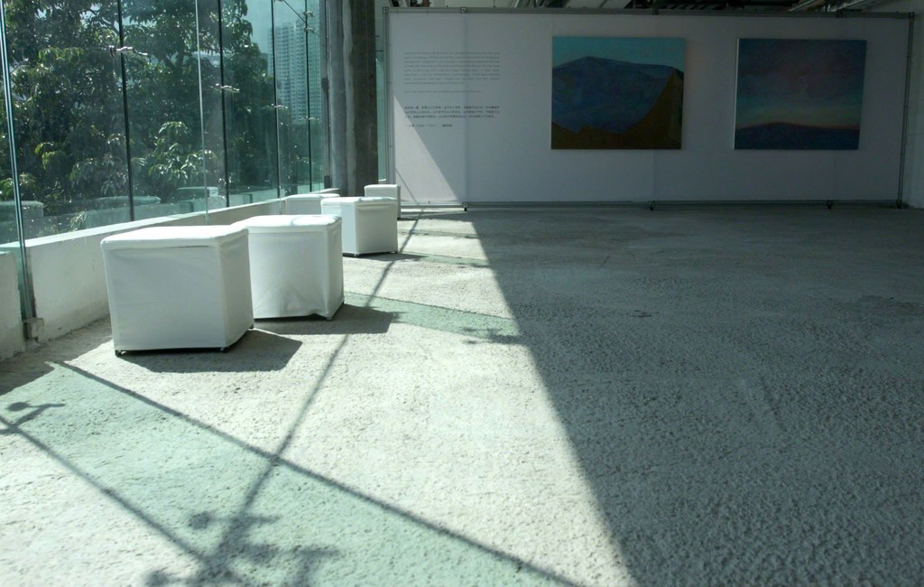 Radiance Exhibition view