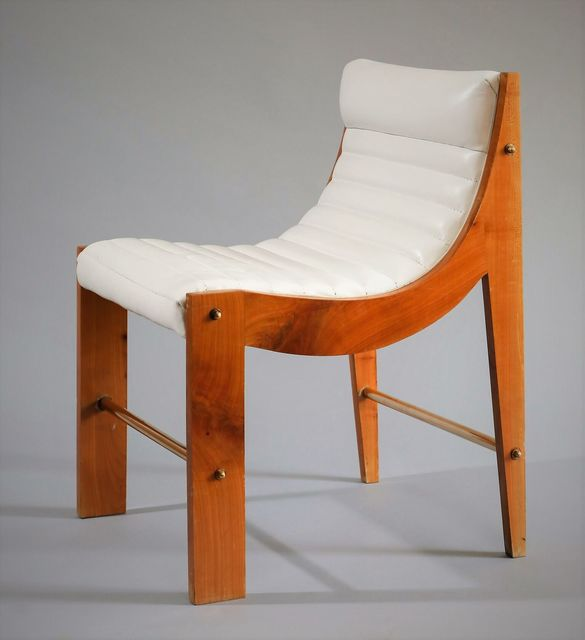 , 'Chair, from a serie of 8,' ca. 1960, Lebreton