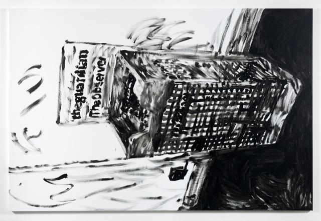 , 'TATE CAFÉ 9,' 2011, Simon Lee Gallery