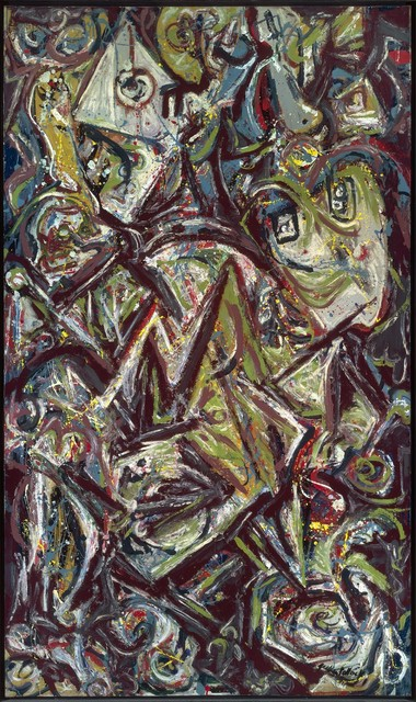 , 'Troubled Queen,' 1945, Museum of Fine Arts, Boston