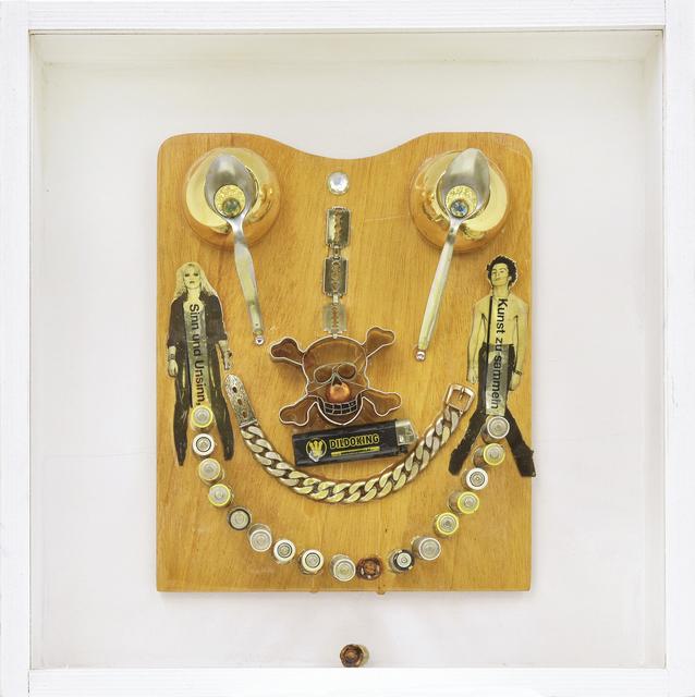 , 'Altar_sid & nancy,' 2016, Galerie Kornfeld