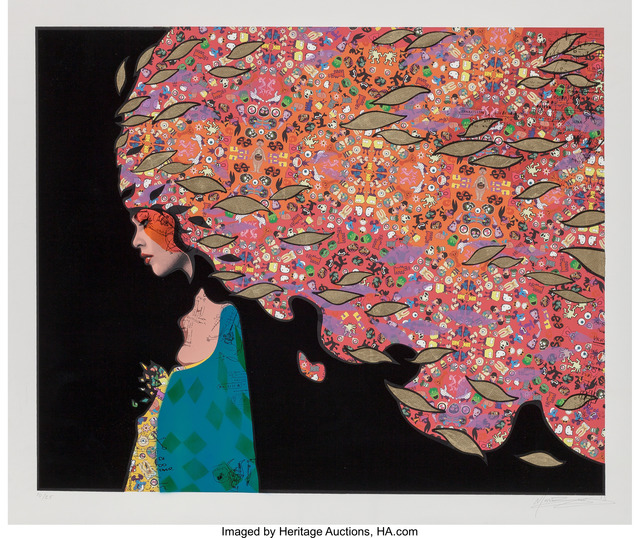 Miss Bugs, 'Once We Dreamnt- Pink Hair', 2015, Heritage Auctions