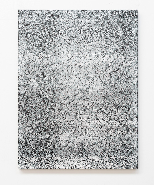 , 'Analogue White Noise,' 2017-2018, Henrique Faria Fine Art