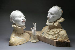 , 'Young Couple 1,' , David Richard Gallery