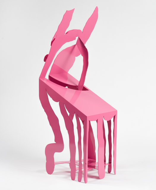 "Serban Ionescu, 'Unique ""Peter Sellers"" sculptural chair', 2018, R & Company"