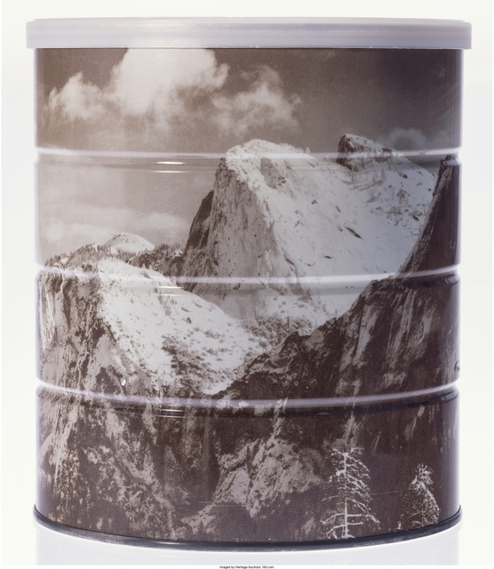 Ansel Adams, 'Hills Brothers Coffee Can', 1969, Heritage Auctions