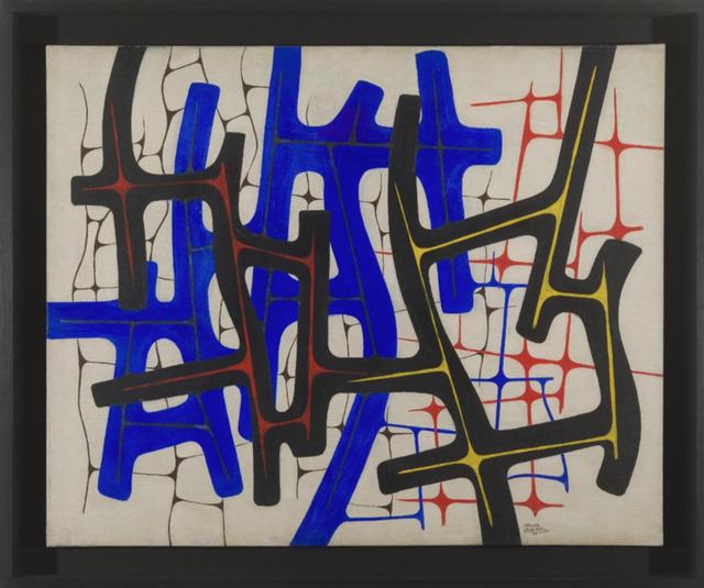 , 'Signos y ritmos vegetales,' 1956, Leon Tovar Gallery