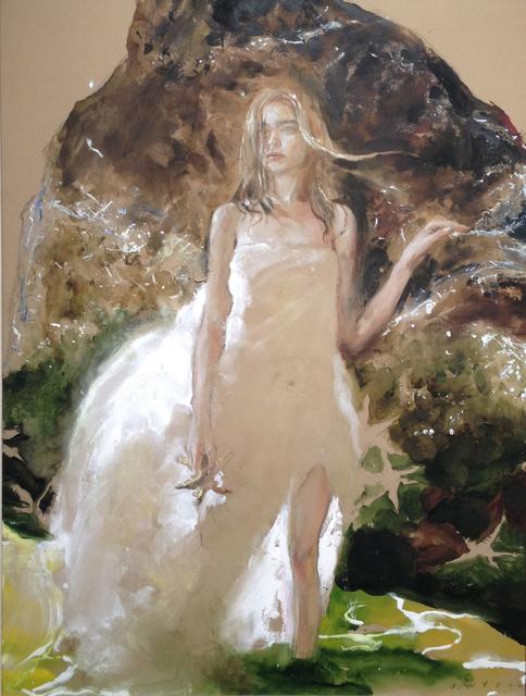 , 'Study for Sleepwalker,' 2013, Somerville Manning Gallery