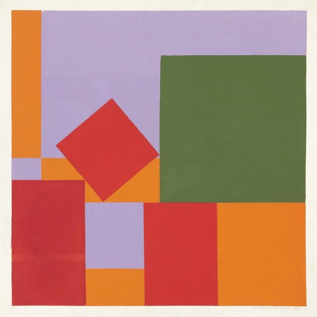 , 'Untitled,' 1969, Waterhouse & Dodd