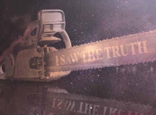 , 'Saw the Truth,' 2018, Imitate Modern
