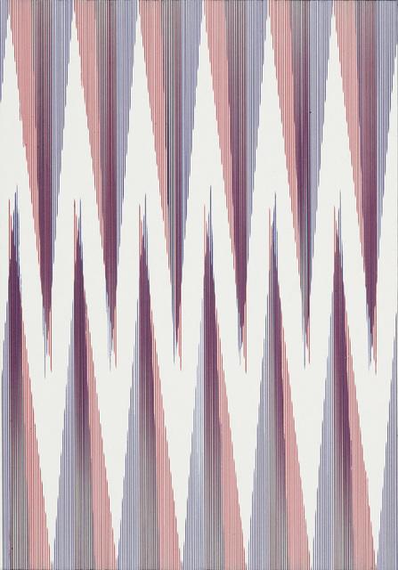 , 'KSZ 50/35–79,' 2017, SEXAUER Gallery