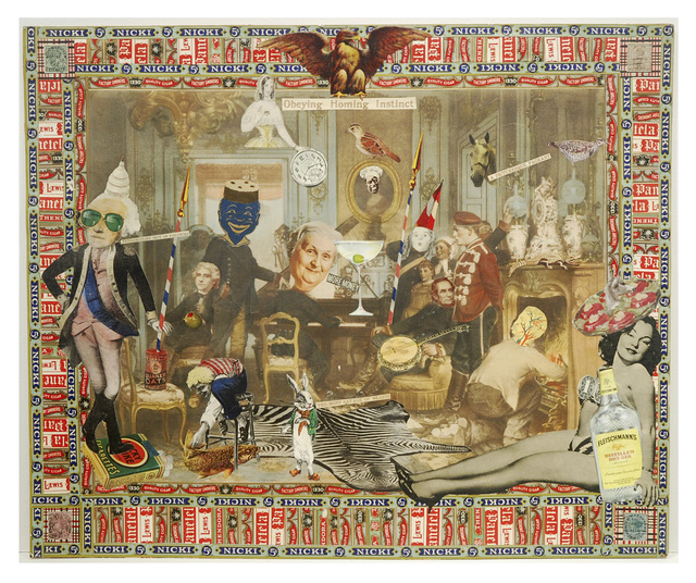 , 'Obeying Horning Instince,' 1920-1960, Kohn Gallery